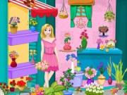 Rapunzel Curatenie in florarie