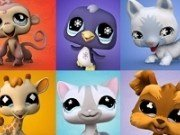 Animalutele Littlest Pet Shop Puzzle