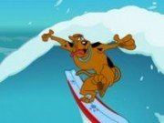 Surf cu Scooby Doo