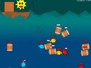 Pescuieste pestii aurii