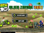 Ben 10 vs extraterestrii zombi