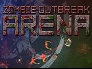 Zombie Outbreak Arena de Halloween