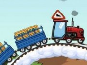 Tractor pe sine