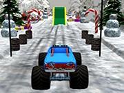 Monster Truck Cascadorii Iarna
