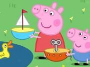 Cauta inimile ascunse cu Peppa Pig