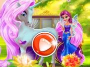 Ingrijeste Unicornul magic