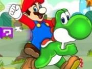 Aventura Mario cu Yoshi