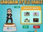 Joc de dansat Gangnam Style