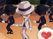 invata dansul lui  Michael Jackson
