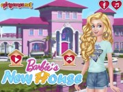 Barbie in casa noua