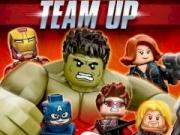Lego: Super Eroi Team Up