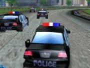 Masina politiei Test driver