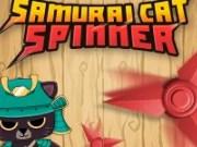 Pisica Samurai