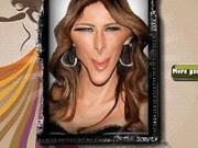 Melania Trump Parodie