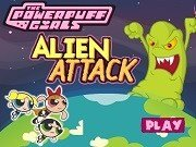 Extraterestrii ataca orasul fetitelor Powerpuff