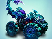 Curse Monster Truck Mad Truck