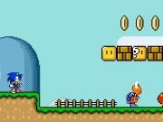 Sonic in Lumea lui Mario 2