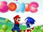 Mario si Sonic Chei pierdute