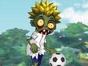 Fotbal cu zombie