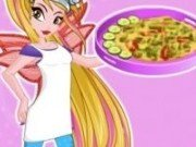 Party Pizza Winx Flora