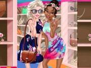 Tiana și Elsa devin prietene