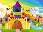 Decor pentru castelul printeselor