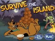Scooby doo și Shaggy Supravietuire pe insula