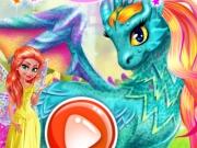 Zana si Dragonul sau de basm