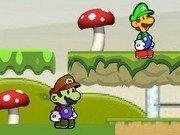 Aventura cu Mario si Luigi