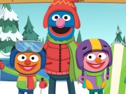 Grove Muppets Activitati de iarna