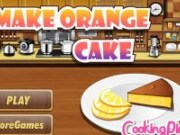 Gateste un tort de portocale