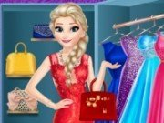 Elsa Fashion Dress Up