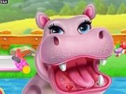Hippo la Dentist