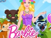 Aventura cu Barbie in Jungla