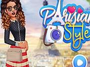 Stilul parizian Calatorie in Franta