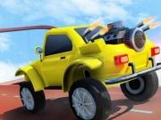 Simulator de conducere auto - Stunt Ramp 2021