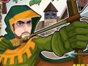 Robin Hood salveaza saracii