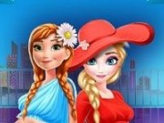 Elsa si Anna Shopping Mall