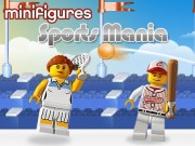 Omuletii Lego Sport Mania