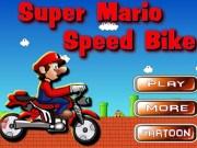 Super Mario Viteza cu motorul
