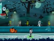 Legende din Basketball de Halloween