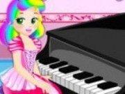 Lectii de pian cu Julieta