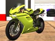 Parcheaza Motocicleta