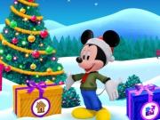 Petrecere de vacanță de Craciun Disney Junior