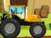 Cursa in Canada cu Tractorul