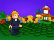 Construieste online cu piese Lego