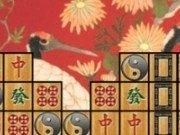 Mahjong chinezesc ying yang