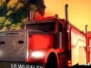 Stinge incendiile Super Camionul de pompieri