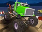 Cascadorii cu Monster Truck