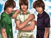 Imbraca baietii din trupa faimoasa Jonas Bros